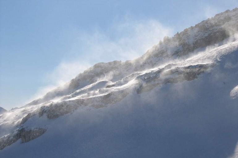 Co ovlivňuje vznik lavin I. - podmínky