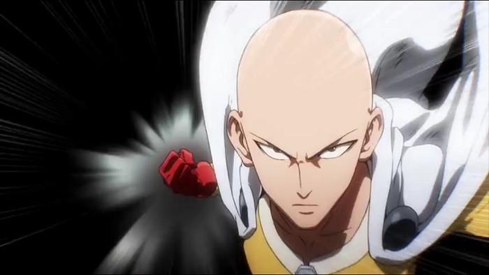 O acalamado One-Punch Man terá 6 OVAs e o primeiro já vem em Dezembro