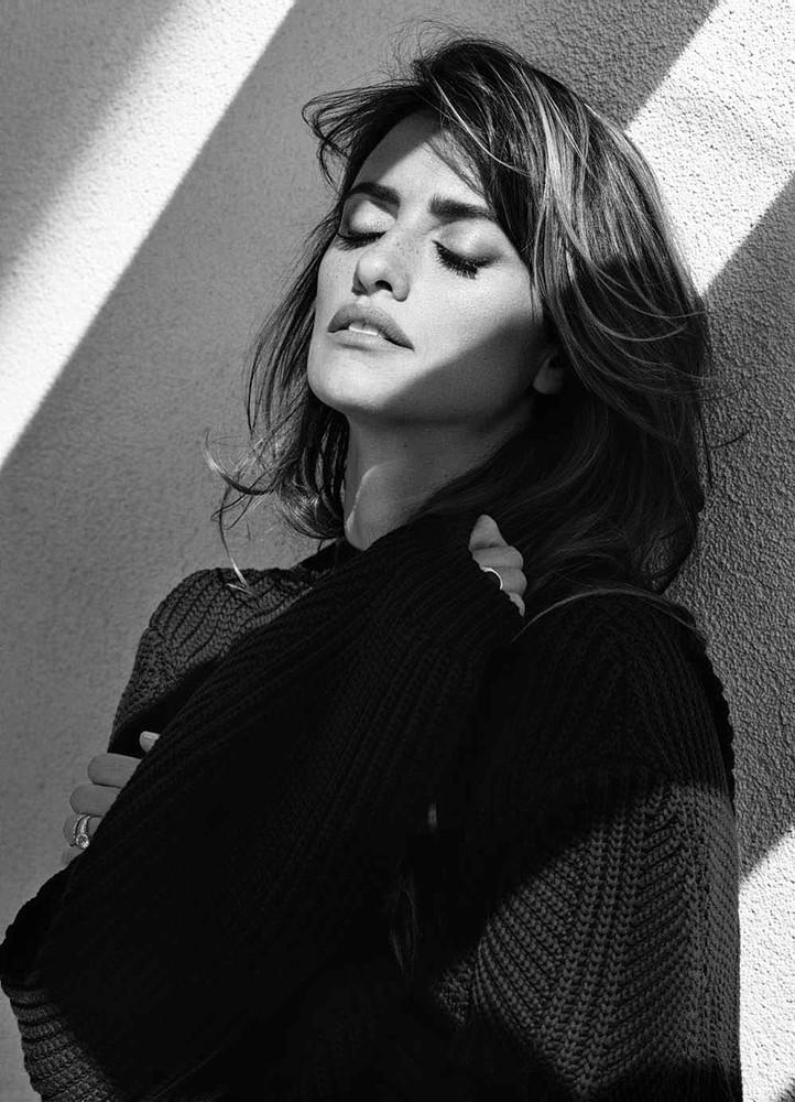 Пенелопа Крус — Фотосессия для «Elle» FR 2015 – 4