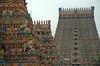 Temple Towers (RajaGopuram)