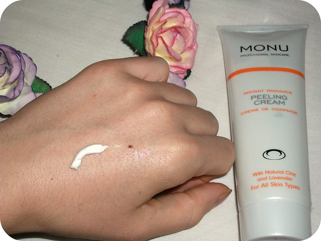 MONU Peeling Cream Review