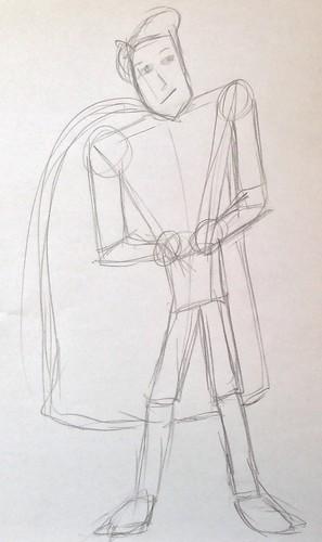 Draw & Sketch Class 6