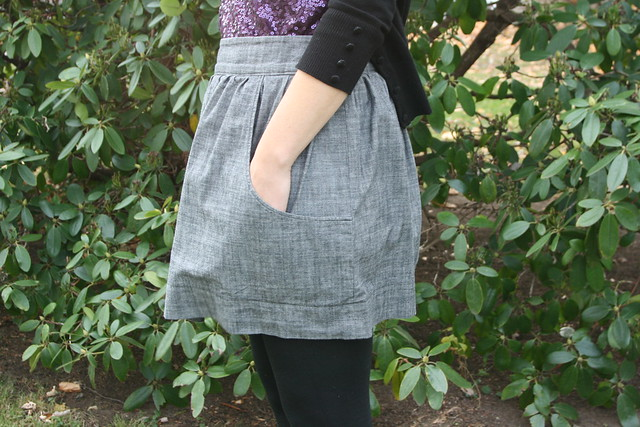Brumby Skirt pattern by Megan Nielsen