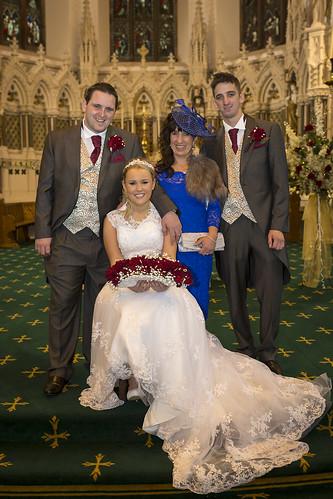 Craig & Yasmin Wedding 281115 Le 483B6850