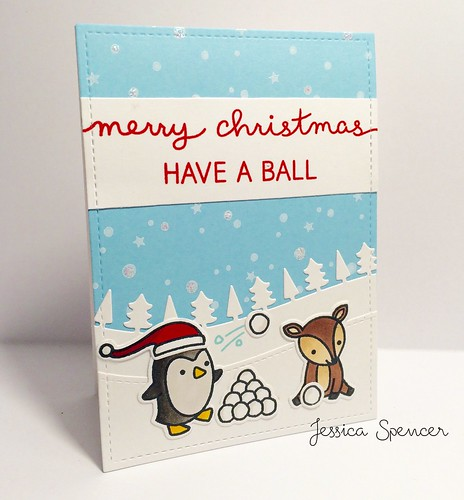 Have a ball this Christmas!