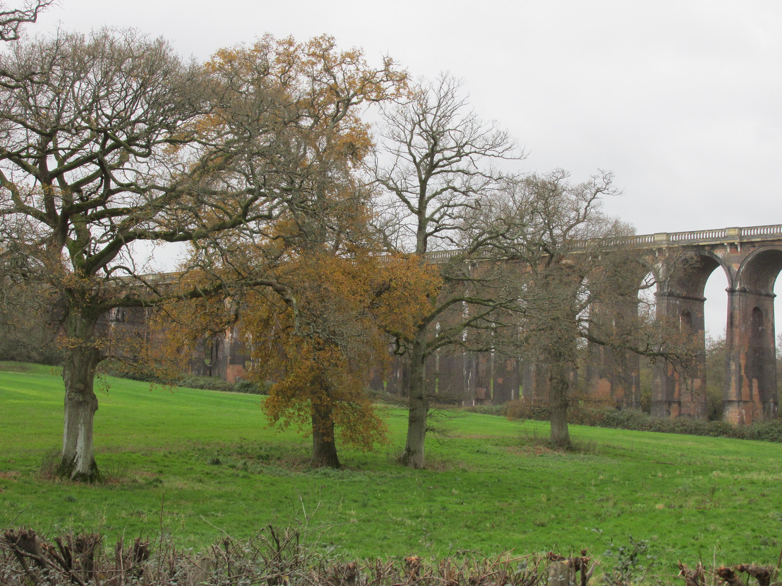 December 5, 2015: Balcombe Circular Ouse Valley Viaduct