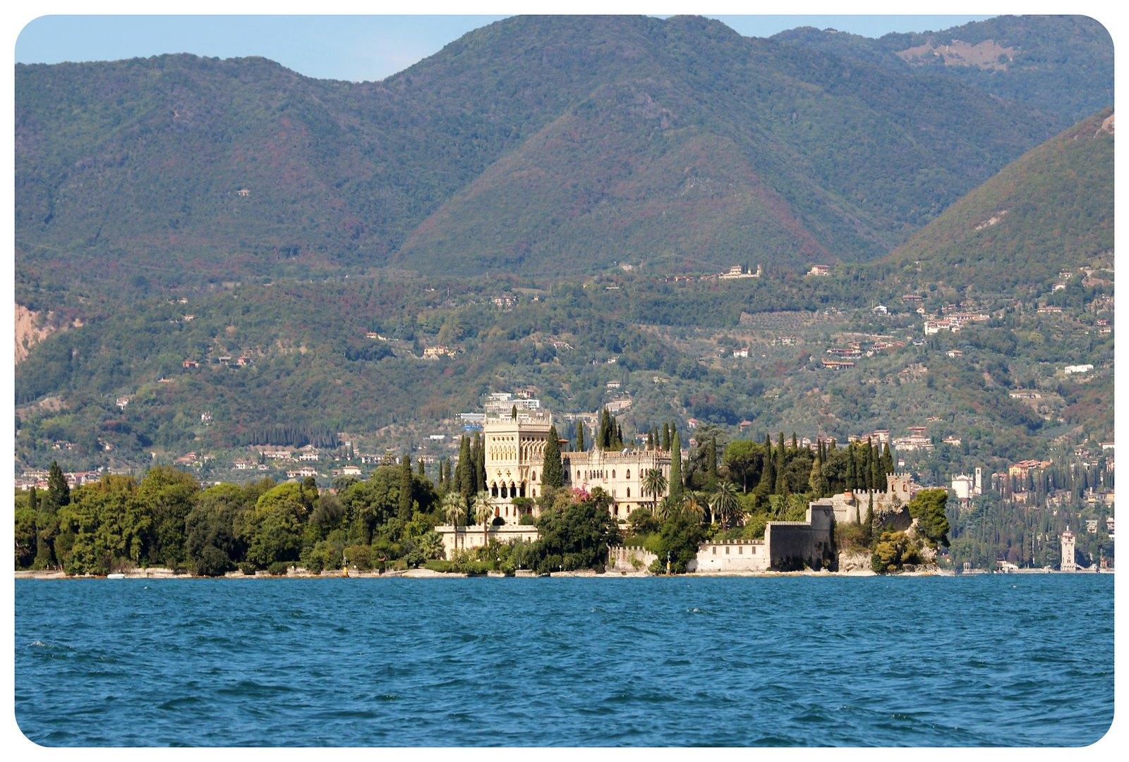 lake garda island