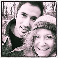 A walk in the park #kocam #aşkım
