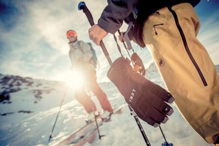 Vyhlášení výsledků soutěže o skialpové hole Leki