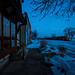 Blue Hour at Pepin