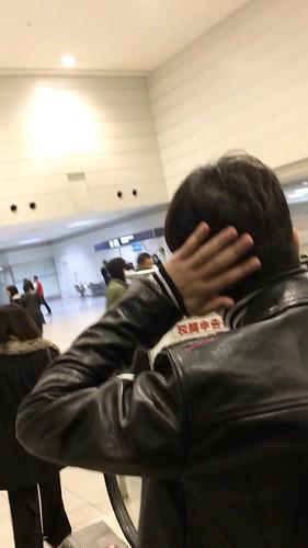 BIGBANG departure Seoul to Fukuoka 2016-12-09 (9)