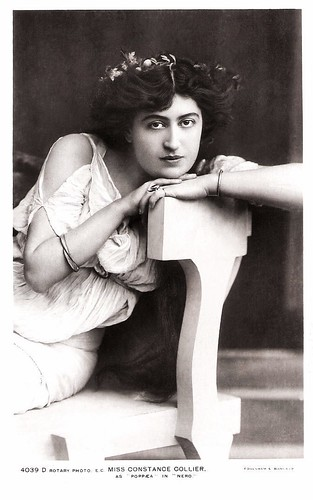 Constance Collier in Nero (1906)