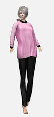 Marianela's - BONNIE COMPLETE OUTFIT PINK GG Januar 2017
