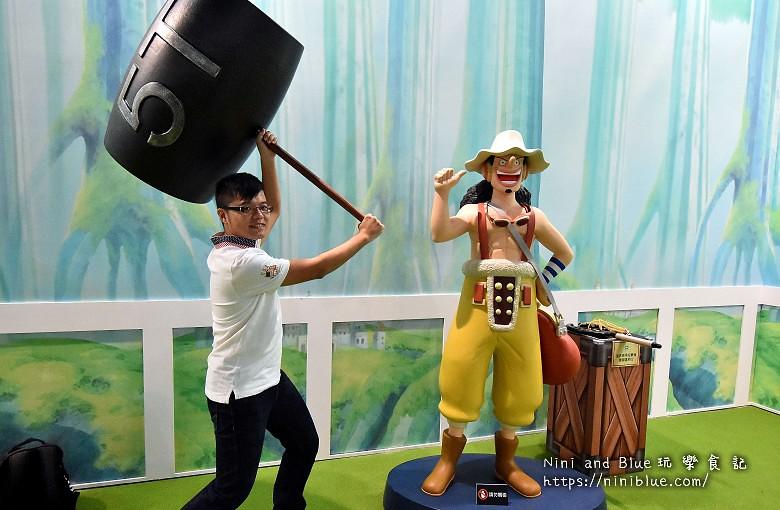 台中展覽.海賊狂歡祭.台中文創園區16