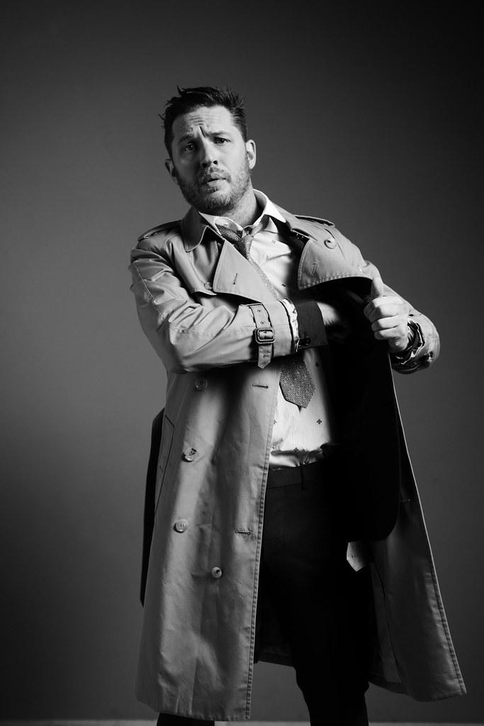 Том Харди — Фотосессия для «Esquire» UK 2017 – 26
