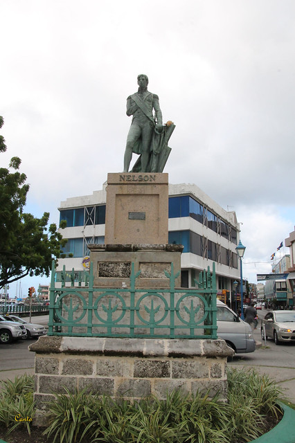 Costa Magica - Brigetown - National Heroes Square. (30)
