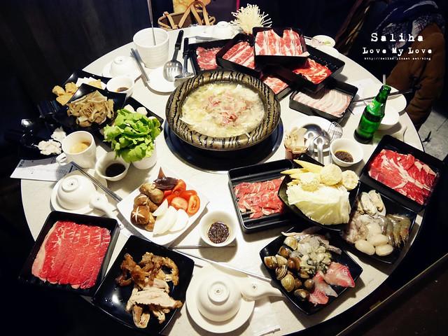 台北南京三民站餐廳推薦可利亞石頭火鍋吃到飽 (14)