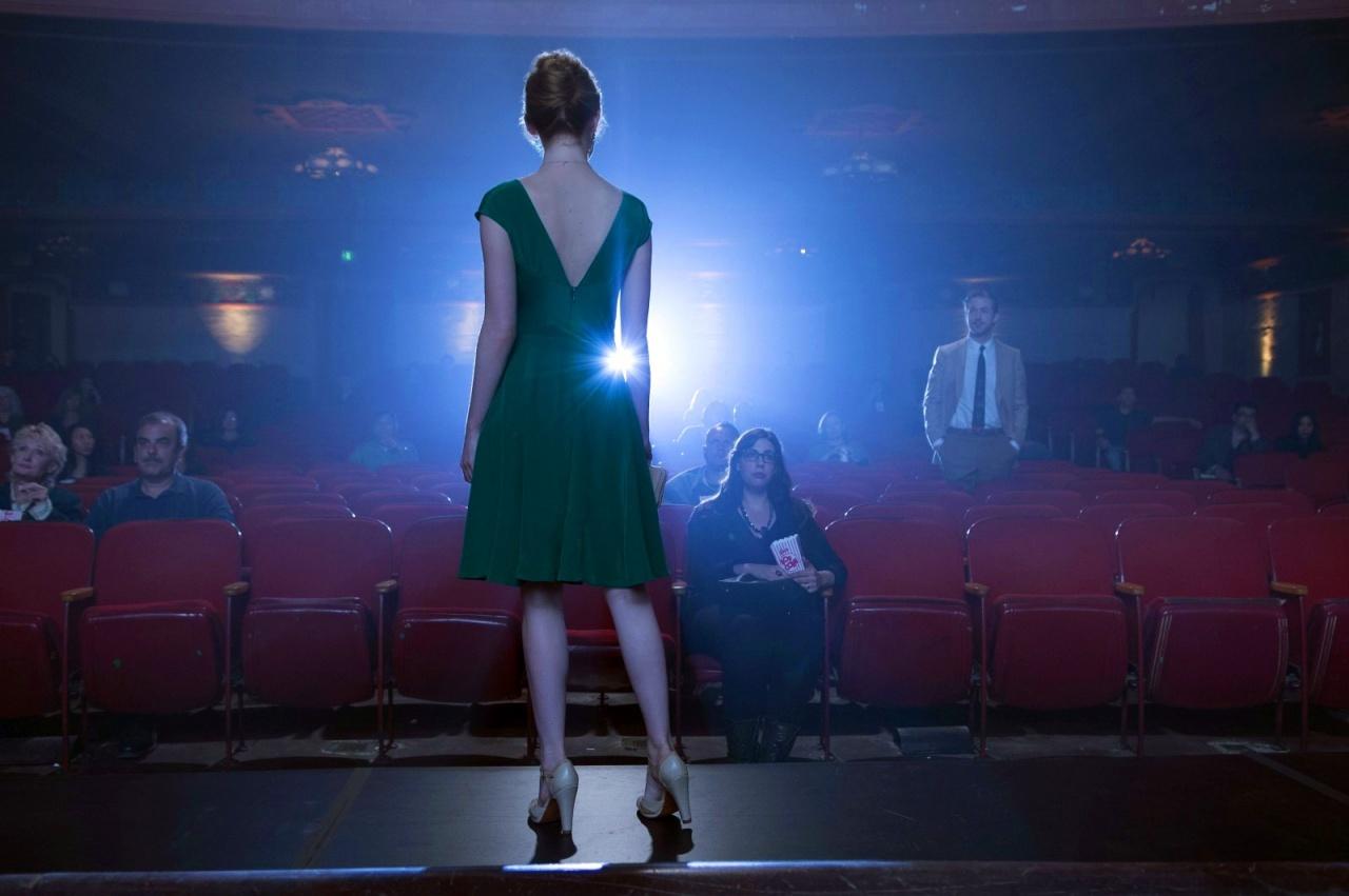 從事創作藝術工作的人看《La La Land》,特別感同身受。(《星聲夢裡人》劇照)