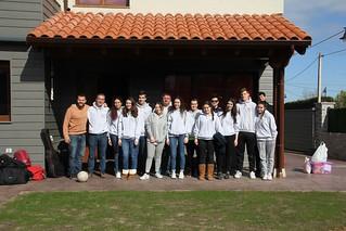 Encuentro del Movimiento Juvenil Dominicano de España y encuentro de la comunidad de jóvenes II de Oviedo