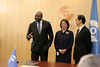 Ceremony to mark Japan's US$ 2.43 million voluntary contribution to the CTBTO