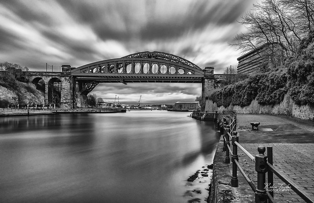 Monkwearmouth Bridges Mono II