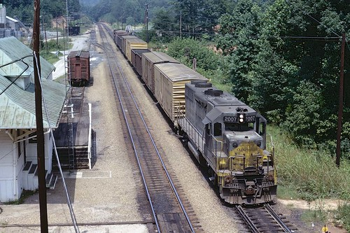 clinchfield crr marion