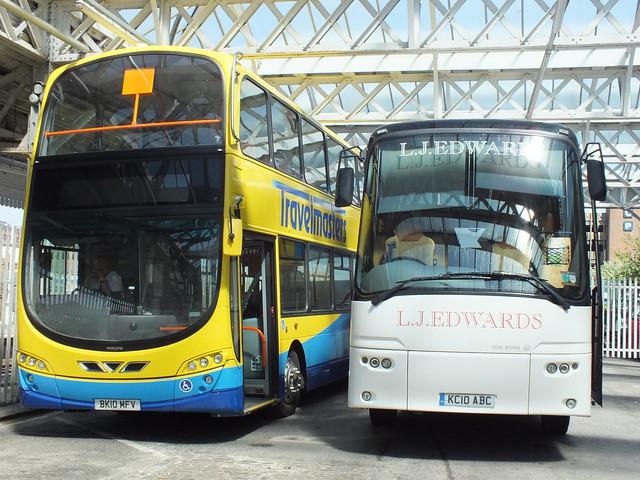 Travelmasters of Sheerness, BK10MFV, Fujifilm FinePix HS33EXR