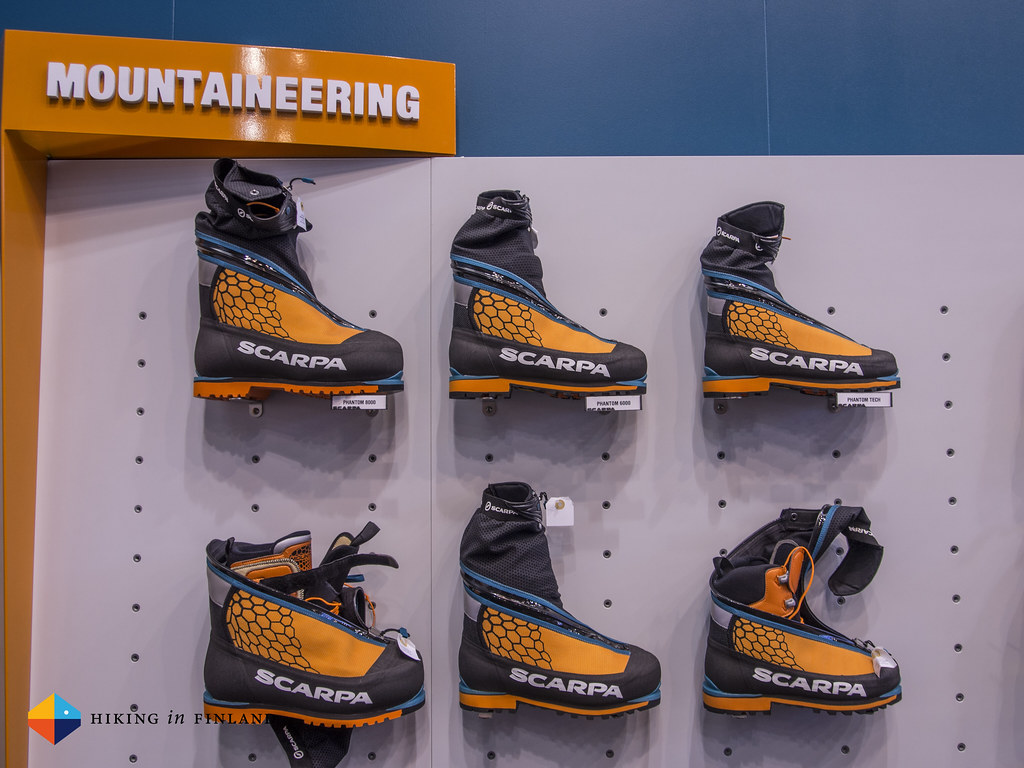 Scarpa Phantom Mountaineering Boots