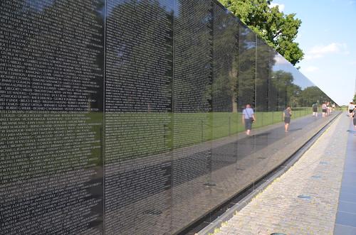 Washington DC Vietnam Veterans Memorial Jul 15 (4)