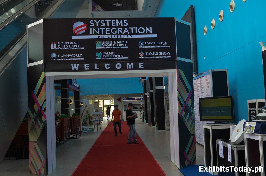Welcome to Systems Integration Philippines 2015