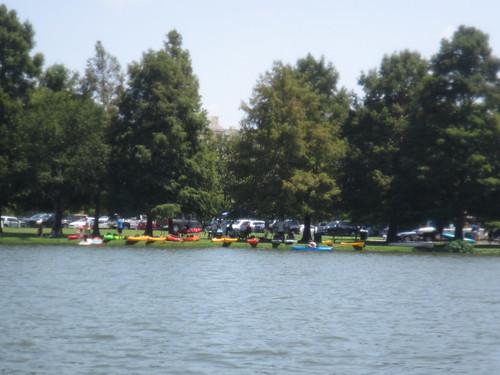 Demo boats galore!
