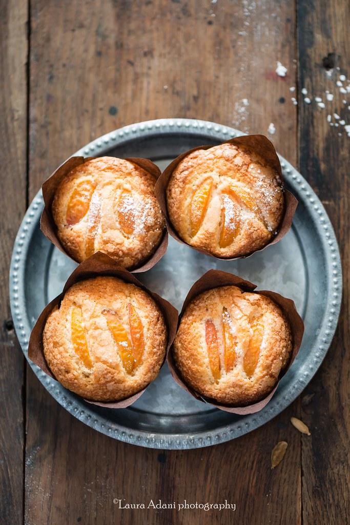 cupcakes alle albicocche