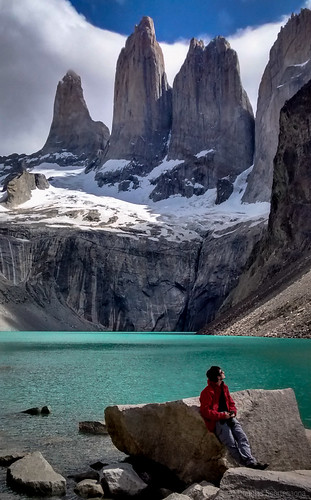 Las Torres, Torres del Paine, Chile