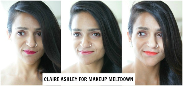 CLAIRE ASHLEY FOR MAKEUP MELTDOWN
