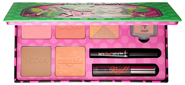 Benefit Cosmetics Real Cheeky Party Blushing Beauty Kit For Holiday 2015