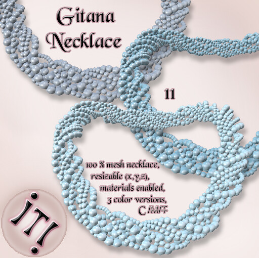 !IT! - Gitana Necklace 11 Image