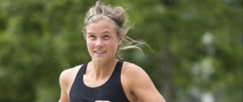 Emelie Forsberg: profil nejlepší horské běžkyně současnosti