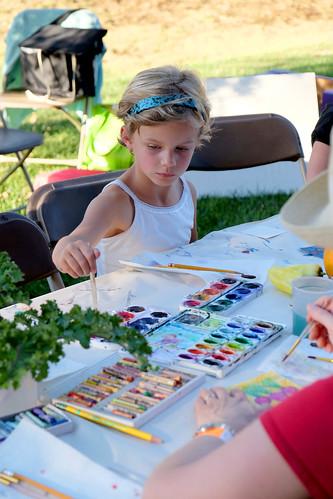 Yolo Arts-社区艺术项目