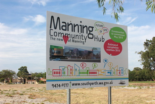 Manning Community Hub