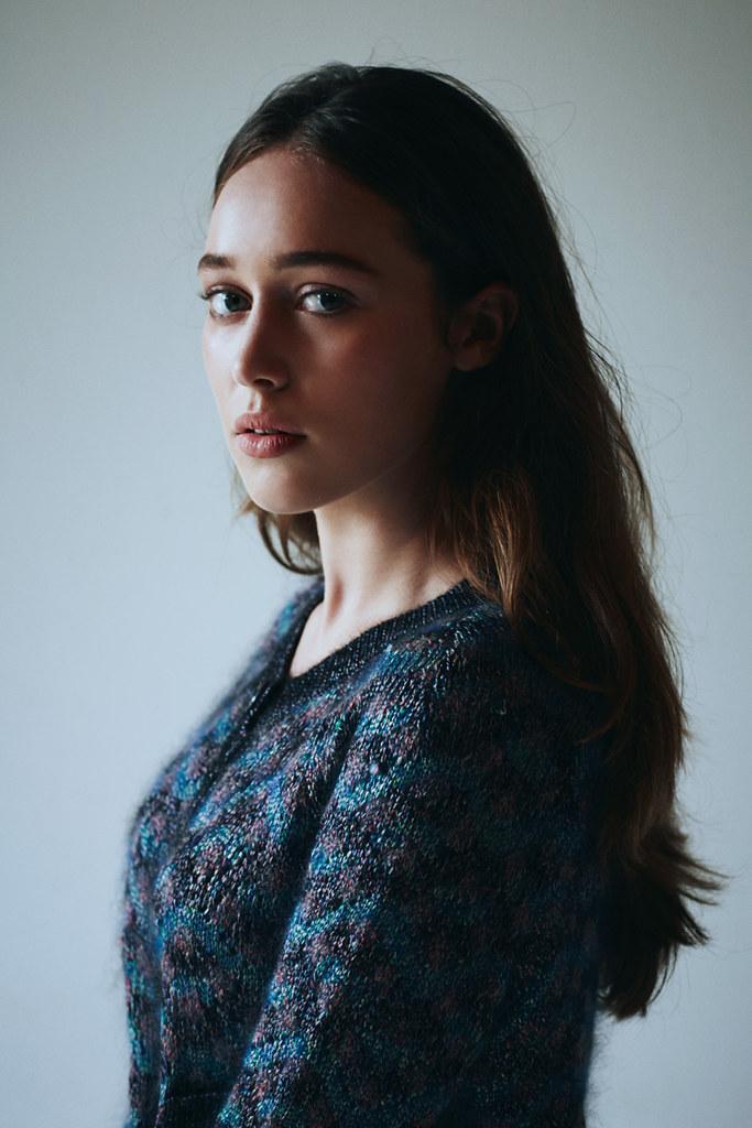 Алисия Дебнем-Кери — Фотосессия для «Flaunt» 2015 – 6