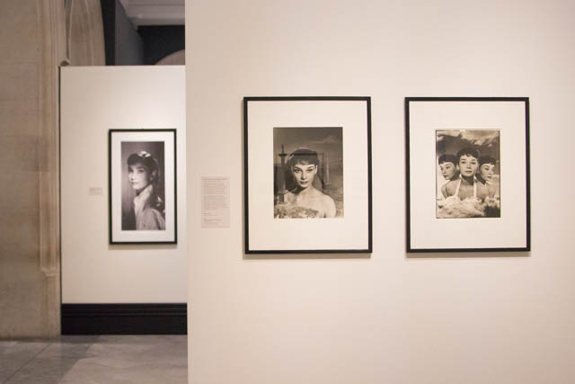 Audrey Hepburn: Portraits of an Icon exhibition London