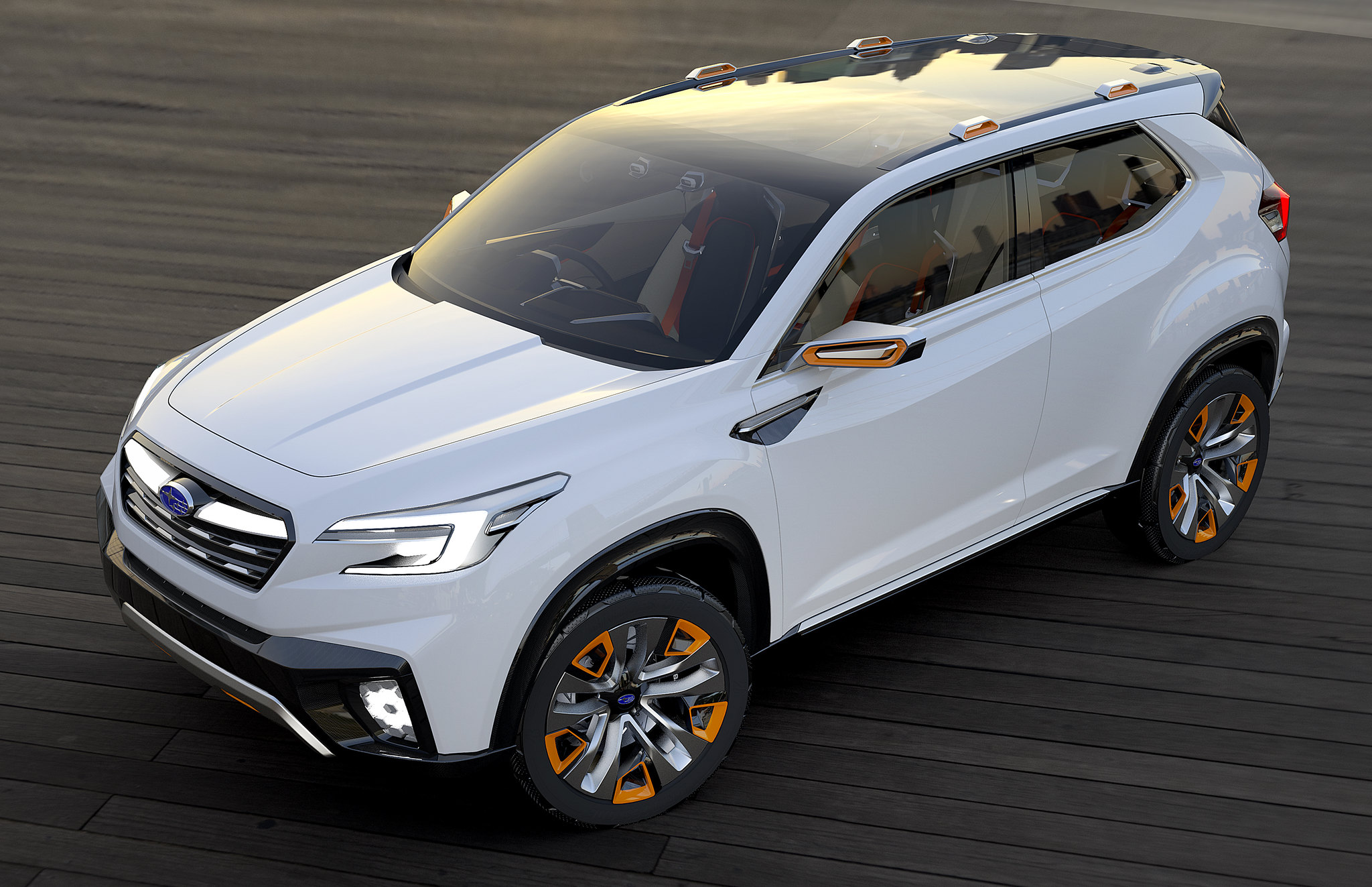 Subaru to showcase design concepts and upgraded models at Tokyo Motor Show