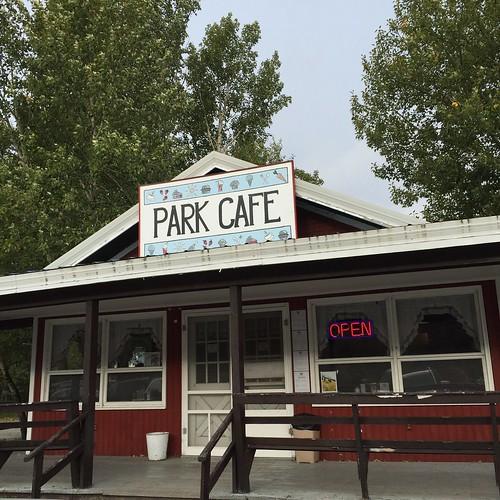 glacier diner park cafe