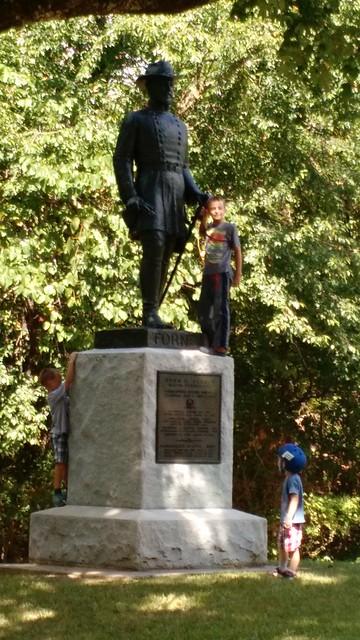 Aug 18 2015 Mississippi Trip Military Park (14)