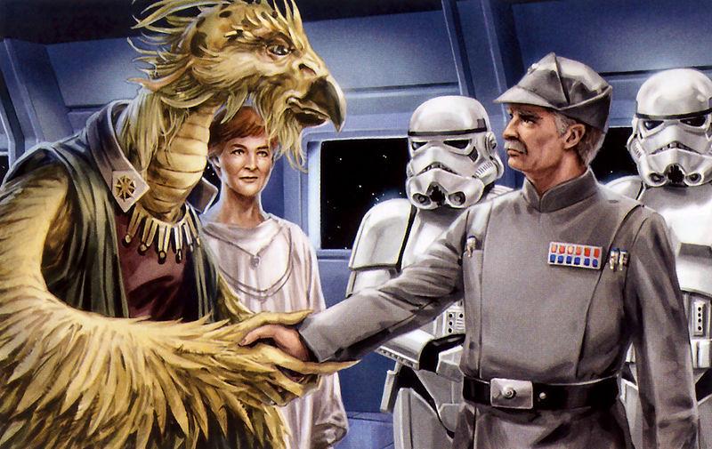 星戰宇宙的六大時代 & 迪士尼收購前的星戰正史