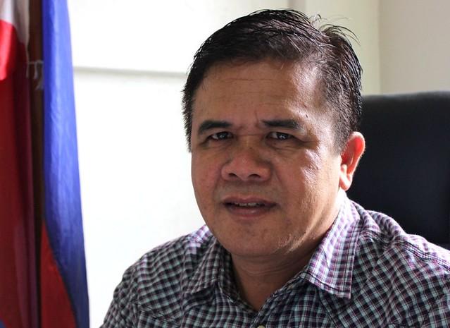 MacArthur Mayor Rene R. Leria