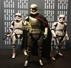 """Star Wars The Force Awakens Black Series 6"""" Captain Phasma by chevy2who"""