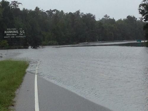 Manning Flooded