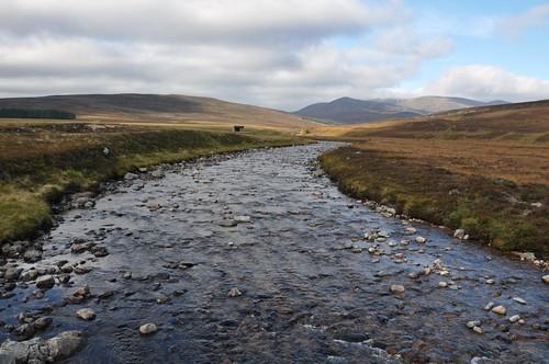 River Dee & Beinn Bhrotain