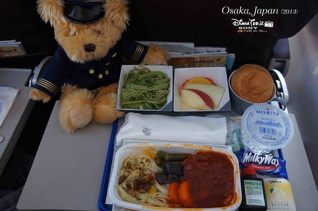 Malaysia Airlines - In Flight Meal